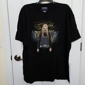 AMC The Walking Dead Whisperers shirt